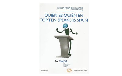 Quién es quién en Top Ten Speakers Spain