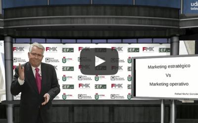 Diferencias entre Marketing Estratégico y Operativo