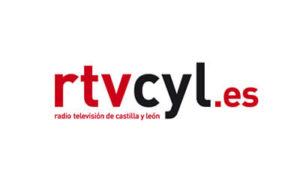 Logotipo RTV Castilla y León